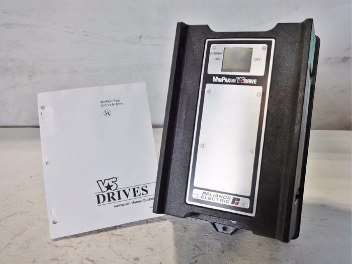 RELIANCE ELECTRIC VS DRIVES 14C12 MINPAK PLUS DRIVE