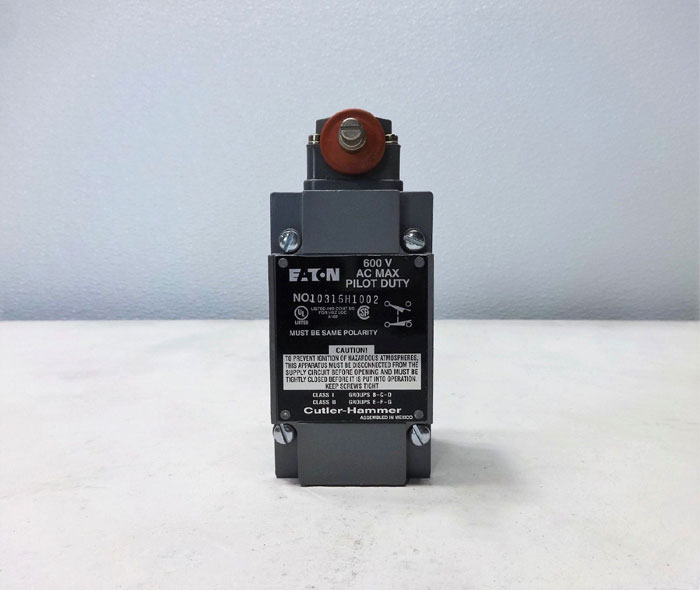 Eaton Cutler-Hammer Limit Switch 10316H1002