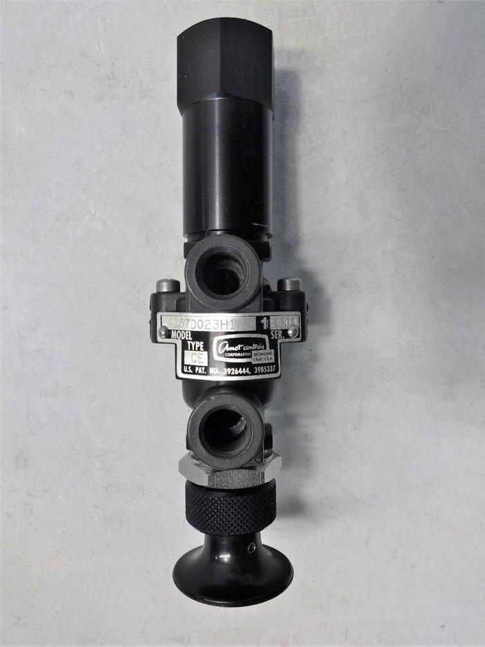 Amot Controls Type CE 3-Way Pilot Valve 4057D023H1