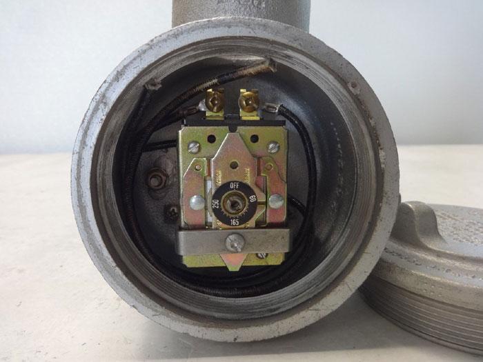 Gaumer Screw Plug Immersion Heater A15P3N12R4ER