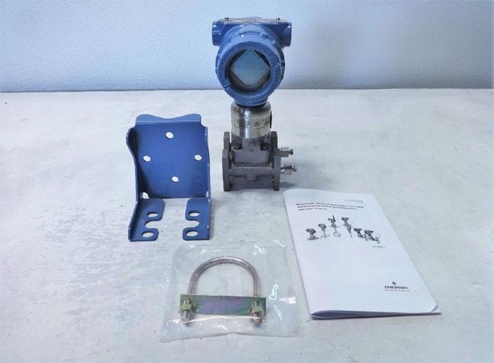 Rosemount Pressure Transmitter 3051S2CD0A2F12A1AB1K5L4M5P2