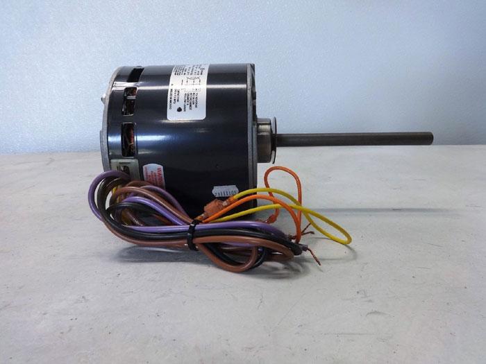 Emerson 1/2HP Fan Motor, KA55HXFEH-1286, Part X70670609-04-7 & GE Capacitor