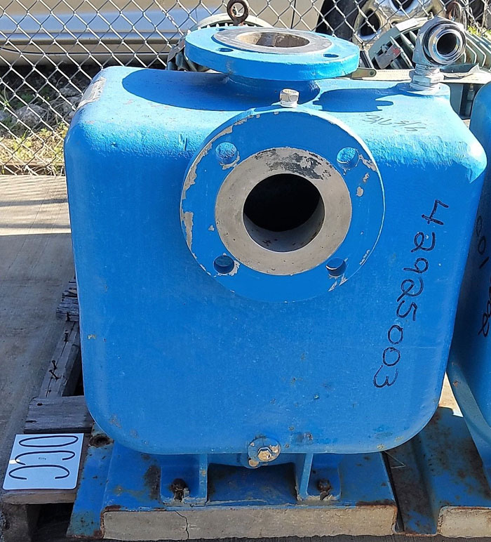 ITT Goulds Prime Line Self-Priming Centrifugal Pump, 3SS2EL, Stainless Steel