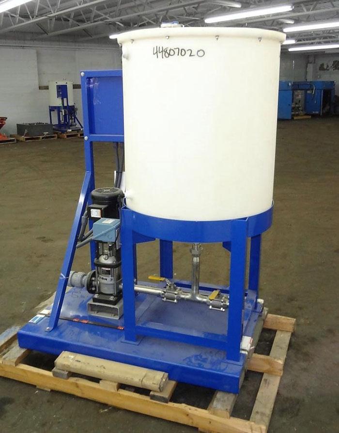 US Filter Pump System Control, Grundfos CRN3 Pump, Terracon 100 GAL Tank Assy