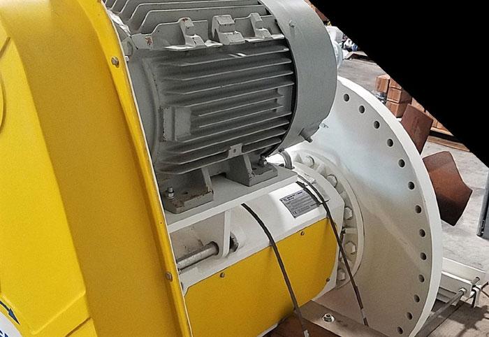 Milton Roy Robin Helisem Side Entry Mixer / Agitator H2c.60-30/440