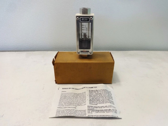 US Filter Series 55-100 Direct View Flowmeter 5510A01105XXEX