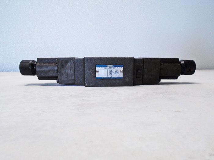 Yuken Flow Control & Check Modular Valve MFW-03-X-11