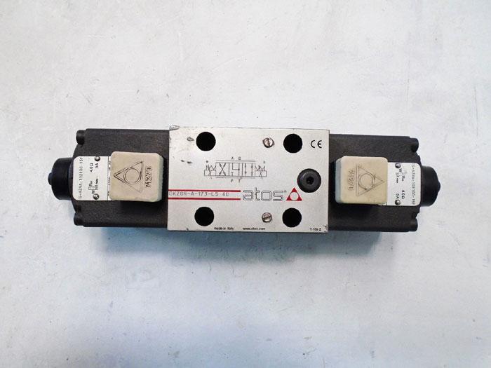 Atos Proportional Directional Valve DKZ0R-A-173-L5 40