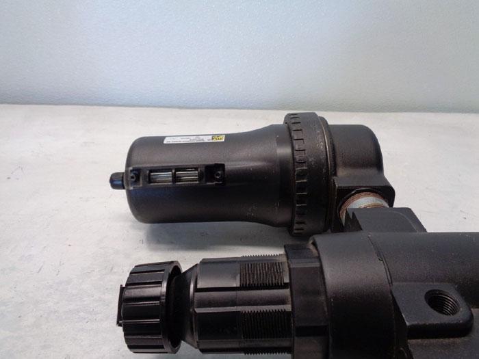 Master Pneumatic Regulator & Filter Assembly R180M-8, BFD100-8