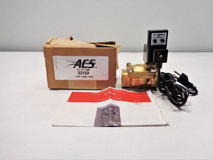 "ACS 1"" Electronic Automatic Tank Drain S3153"
