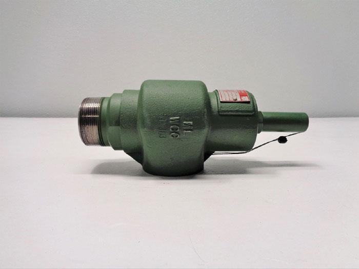 "Hydroseal 2"" NPT Pressure Relief Valve, Type 12BG8M0V00/A0"