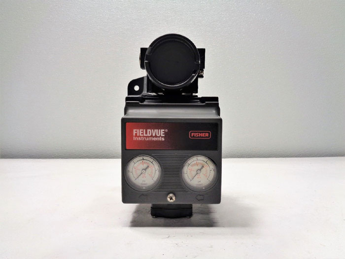 Fisher FieldVue Digital Valve Controller DVC5010 with DVC5000