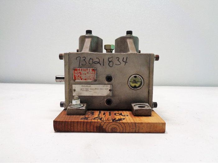 Trabon MVB-Pump Gear Drive #DAD-RAH-CAA-FAA-A0A-B0A-P0A-H0A