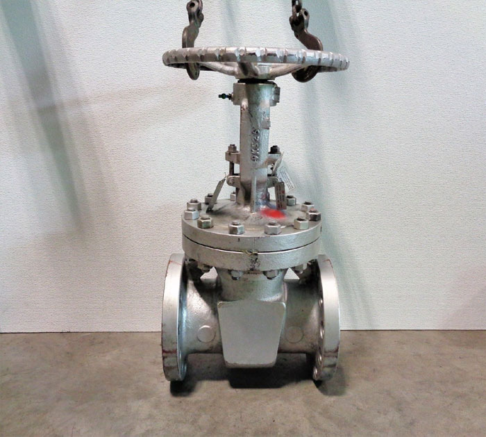 "Neway 6"" 300# WCB Gate Valve, Fig# 6G3RA5-NC-ULE1"