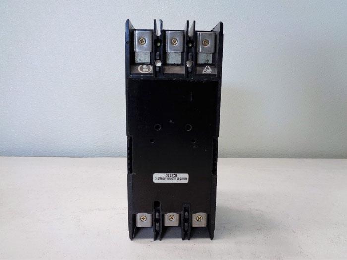 Cutler Hammer Series C Hmcp Molded Circuit Breaker 250a