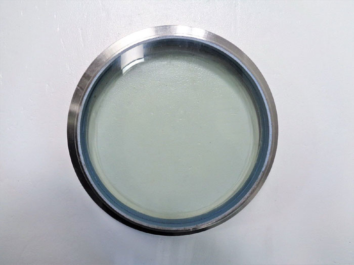 "Cyclops 8"" 150# Sight Glass Flange, CF3M/CF8M"