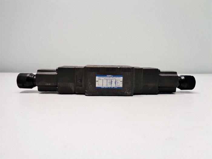 Yuken Flow Control & Check Modular Valve MFW-03-Y-11