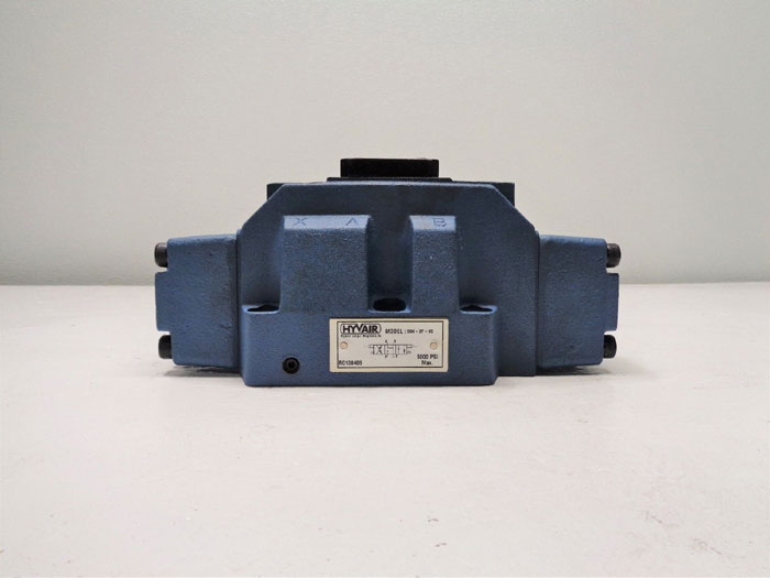 Hyvair Solenoid Valve Block D08-2F-35