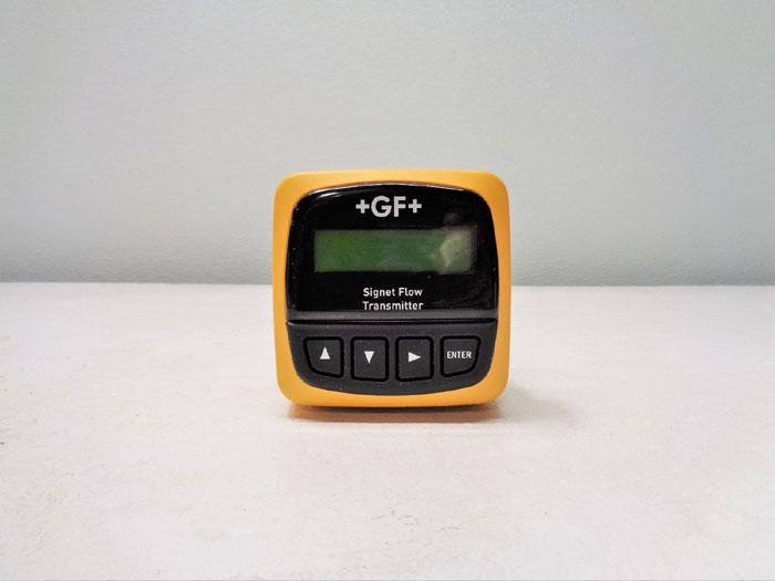 GF Signet 385501 Flow Transmitter 159000184