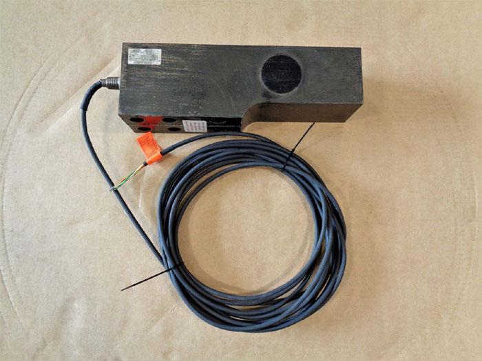 Mettler Toledo 75,000 Lb. Capacity Load Cell, Part TB600510, Model 743