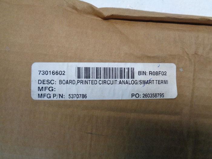 Fisher Rosemount CL6895X1-A1 Analog Smart Device Input Term Panel 12P0247X032