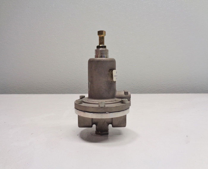 Fisher Controls Stainless Steel Regulator, 400 PSI, 67SS-2