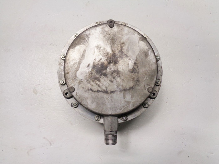 Mercoid Control PGW-2-P2 Gas Pressure & Differential Pressure Switch