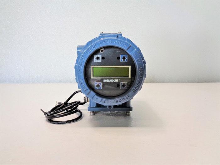 Rosemount 8732E Flow Transmitter 8732EST2A1E5M4