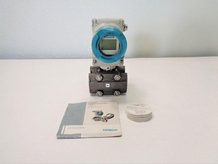 Siemens Sitrans P Pressure Transmitter 7MF4335-3FC22-1NC6-Z