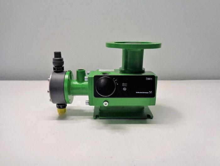 Grundfos DMH-251 Dosing Pump DMH 19-10 B-PVC-X/V/G-X-F1A9A9, Part# 95713631