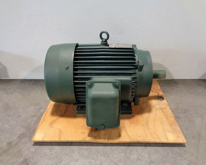 Toshiba 20 HP Premium Efficiency EQP III 3-Phase Induction Motor B0204FLT2USM