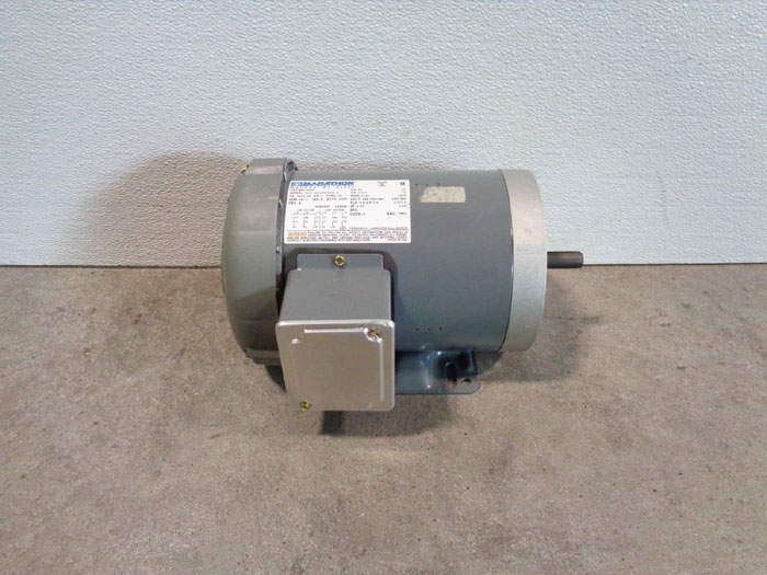 Marathon Electric 1-1/2 HP Motor, Cat# G584, Model# BVN 56T17F5324J P