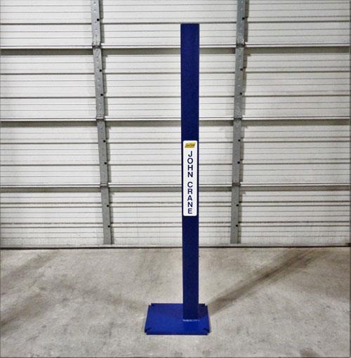"John Crane Pedestal Mounting Stand for Seal Pots, 70"" LG #L34-7041-RPM-P"