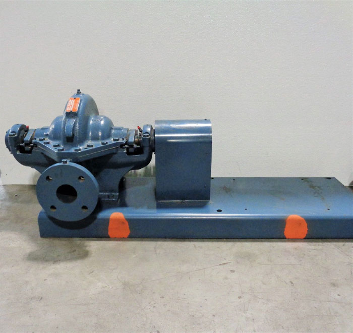 "AP Aurora Type 411 BF Centrifugal Pump 2.5"" x 3"" x 10B with 397 GPM"