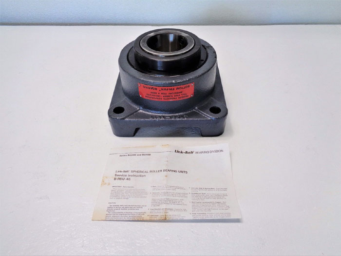 Link Belt Hudson Products Bottom Fin-Fan Bearing 50080