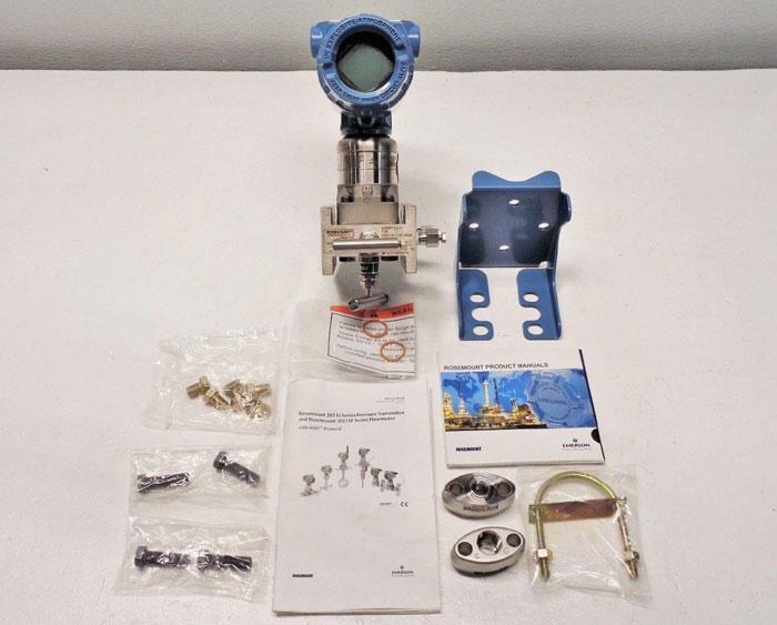 Rosemount Pressure Transmitter 3051S2CD2A2A11A1AM5K5