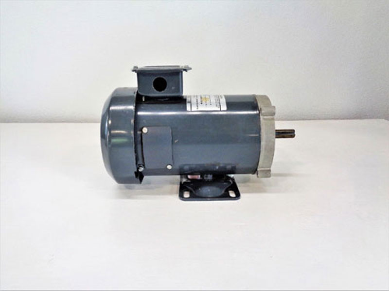GE Motors D-C Motor 5BPB56KAA51M with 1/2 HP, 1725 RPM