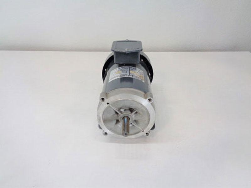 GE Motors D-C Motor 5BPB56KAA51M with 1/2 HP, 1725 RPM