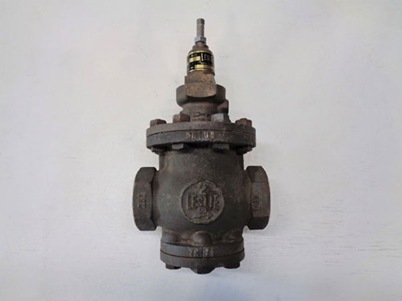 "Leslie 2"" NPT Regulator LEKY"