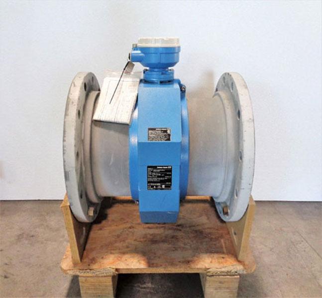 "Endress Hauser Promag W Flowmeter 12"" 150# 53W3H-UL0B1RS2BBAA"