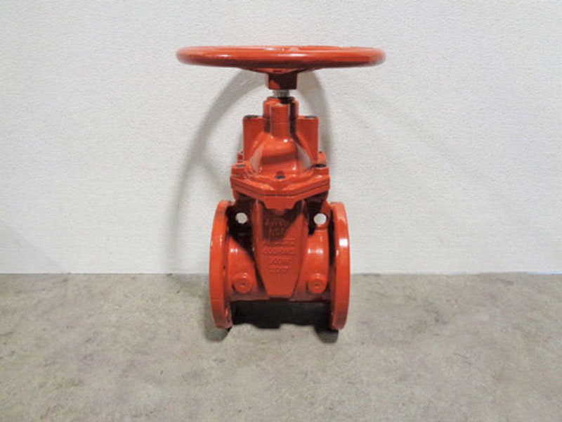 "NIBCO 6"" Gate Valve, Ductile Iron, Fig# F-619-RWS-HW"