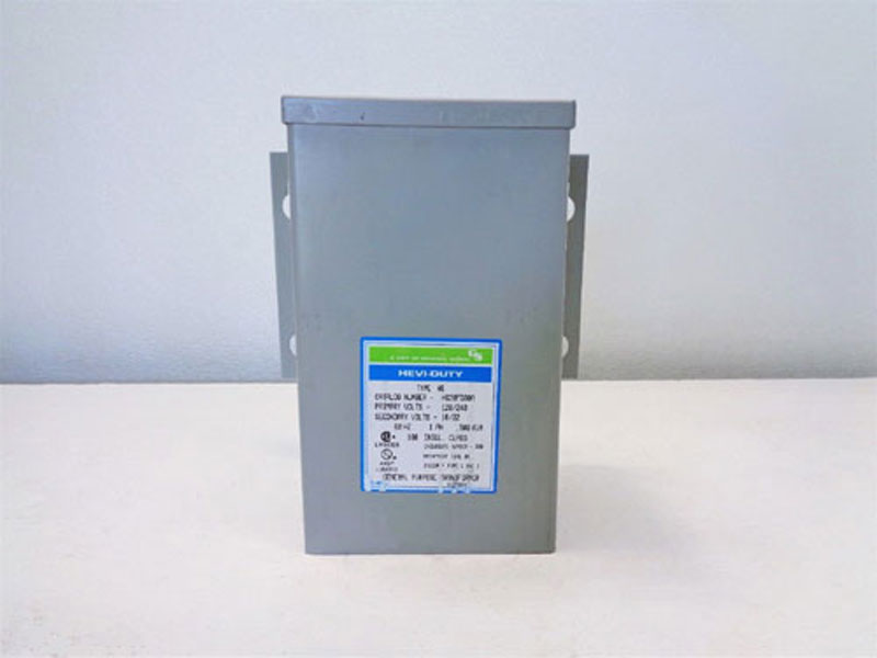 General Signal Hevi-Duty General Purpose Transformer HS20F500A