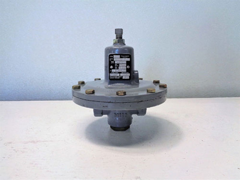 "Fisher 1/2"" Pressure Regulator 95L"