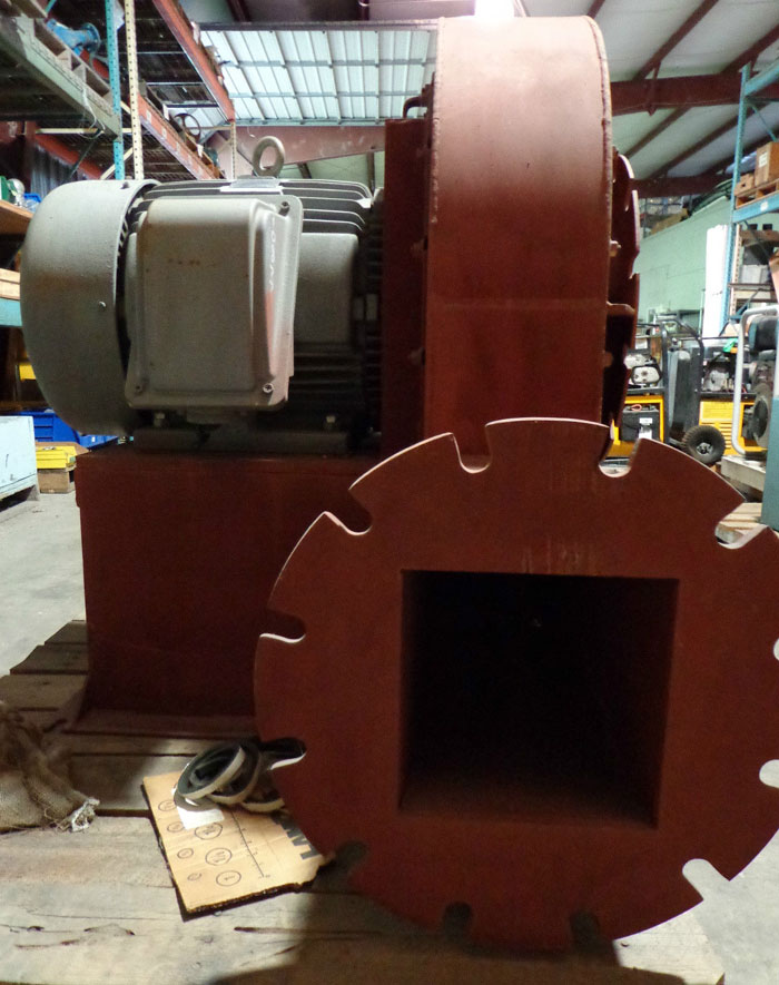 ROBINSON INDUSTRIES BLOWER #60-24 RL FAN