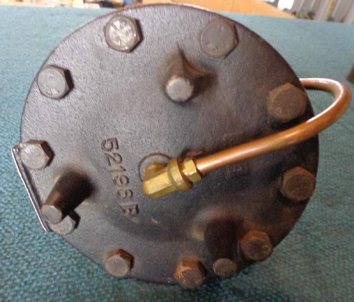 "SPIRAX SARCO 1/2"" PRESSURE REGULATING VALVE / STEAM CONTROL VALVE 55222"