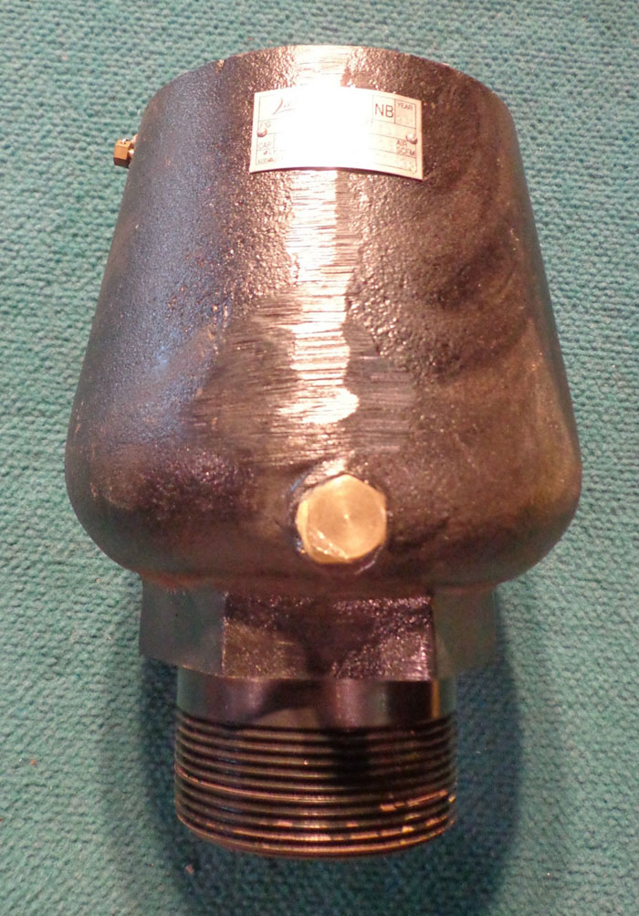"""LAWRENCE 3"""" RELIEF VALVE"""