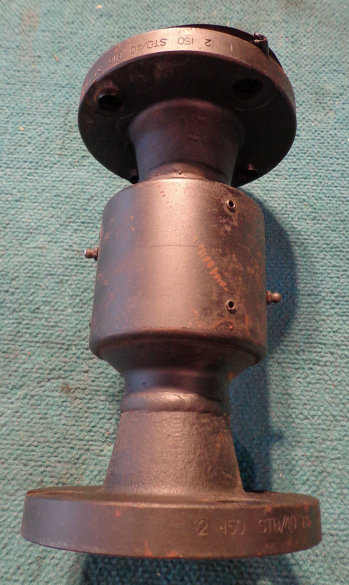"2"" FLANGED SWIVEL JOINT"