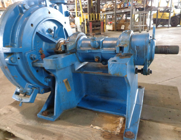 "GALIGHER 2-1/2"" x 2"" HORIZONTAL PUMP 2VRA1000"