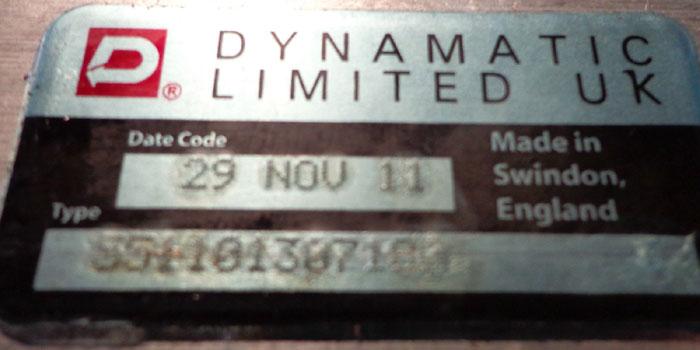 DYNAMIC LIMITED MOTOR