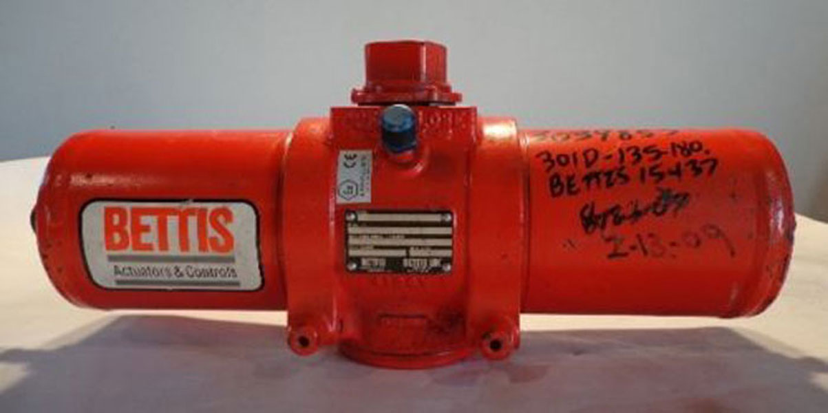 BETTIS ACTUATOR 301D-135-180